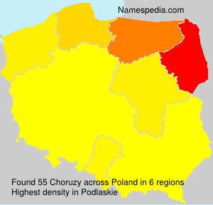 Choruzy