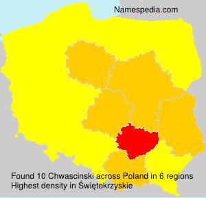 Chwascinski