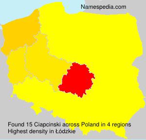 Ciapcinski