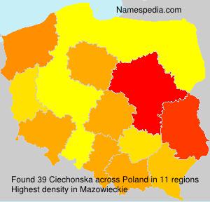 Ciechonska