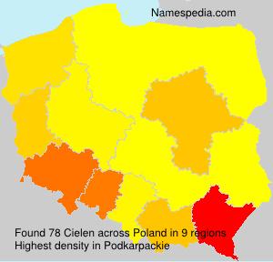 Cielen - Poland