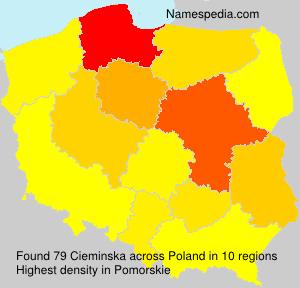 Cieminska - Poland