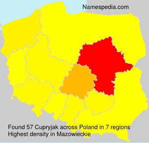 Cupryjak