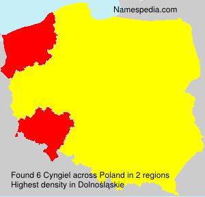 Cyngiel