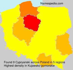 Cypryanski