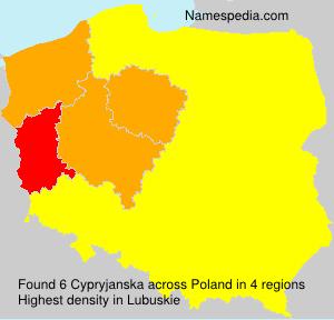 Cypryjanska