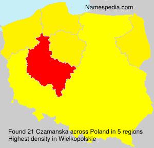 Czamanska