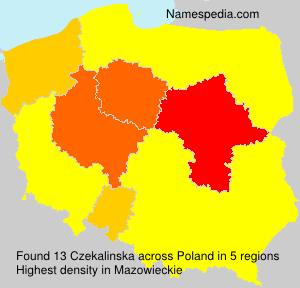 Czekalinska