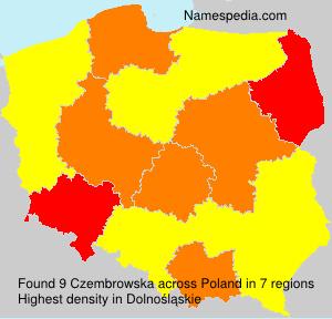 Czembrowska