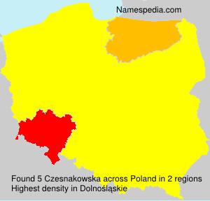 Czesnakowska