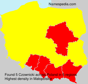 Czownicki