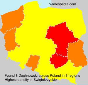 Dachnowski