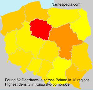 Daczkowska