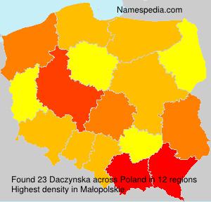 Daczynska