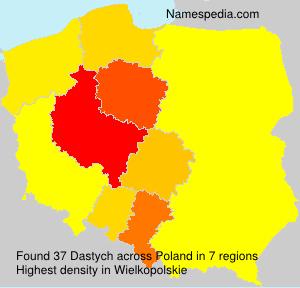 Dastych