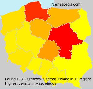 Daszkowska