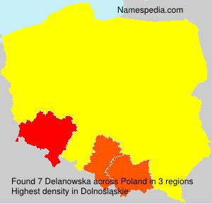 Delanowska