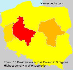 Dokrzewska