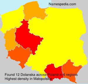 Dolanska