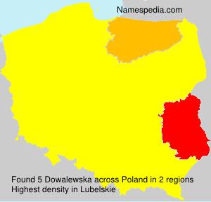 Dowalewska