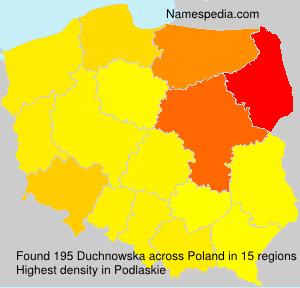 Duchnowska