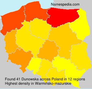 Dunowska