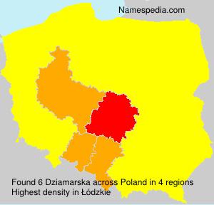 Dziamarska