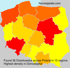 Dziarkowska - Poland