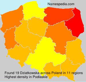 Dziatkowska