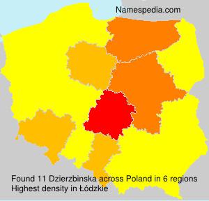 Dzierzbinska