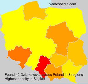 Dziurkowska