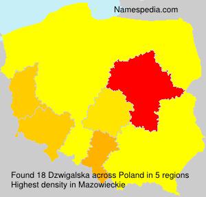 Dzwigalska