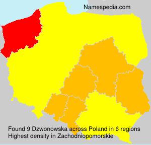 Dzwonowska