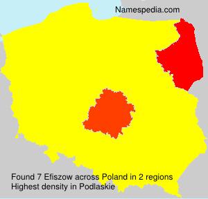 Efiszow