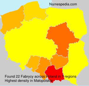 Fabrycy