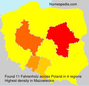 Fahrenholz