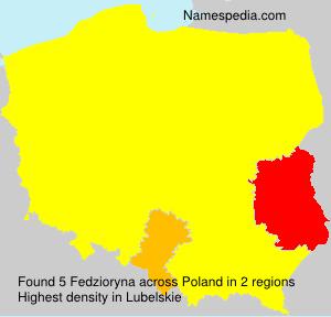 Fedzioryna