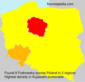 Fodrowska