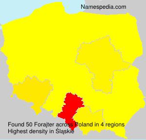 Forajter - Poland