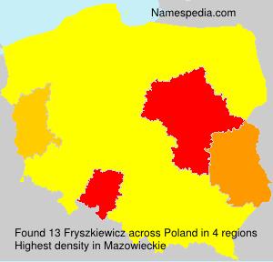 Fryszkiewicz