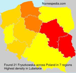 Fryszkowska