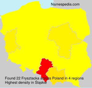 Frysztacka