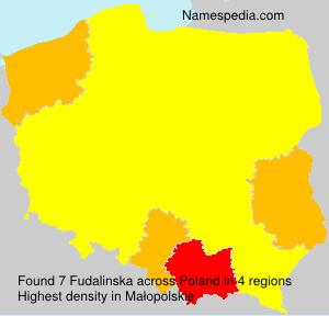 Fudalinska