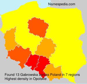 Gabrowska