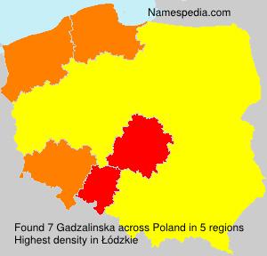 Gadzalinska