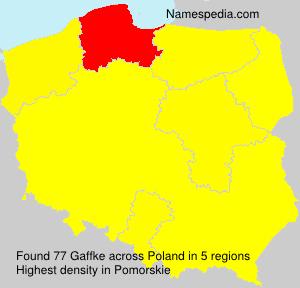 Gaffke
