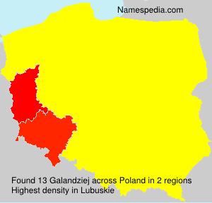 Galandziej