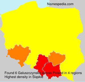 Galuszczynska