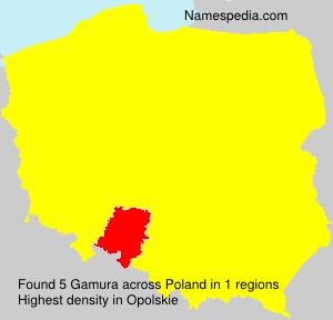 Gamura