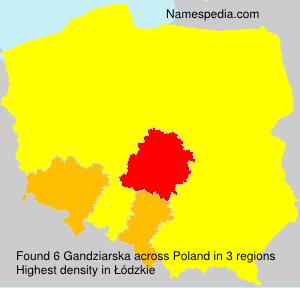 Gandziarska